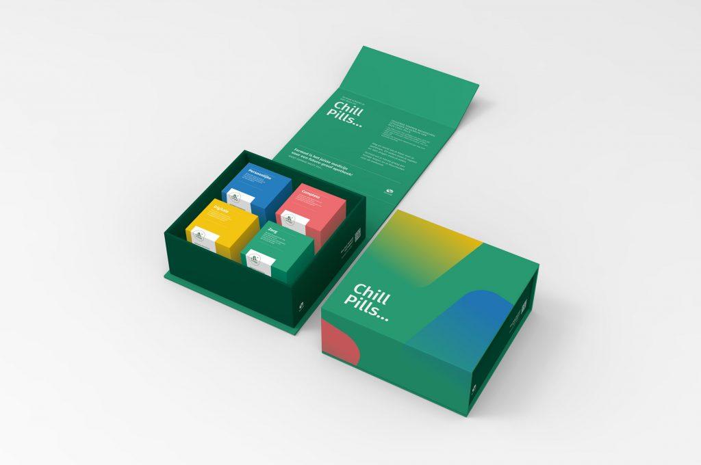 Farmad - Chillpills box