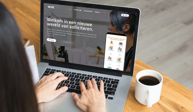 WiSe Website design