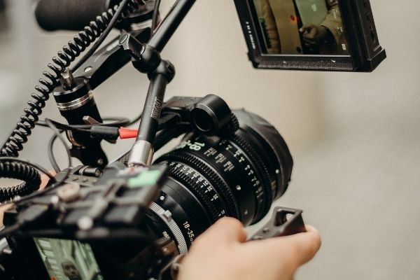 Video marketing - Recording