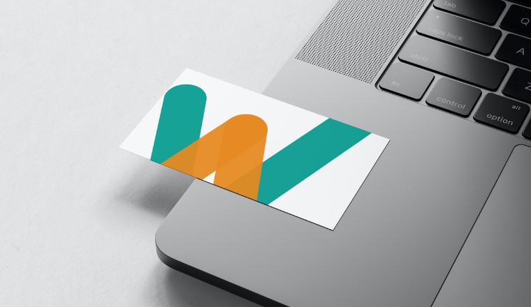 WiSe - Logo kaartje