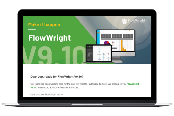FlowWright emails