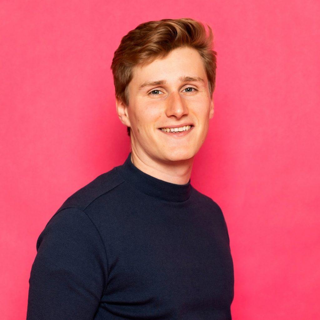 Jop Boits - Junior Content Creator